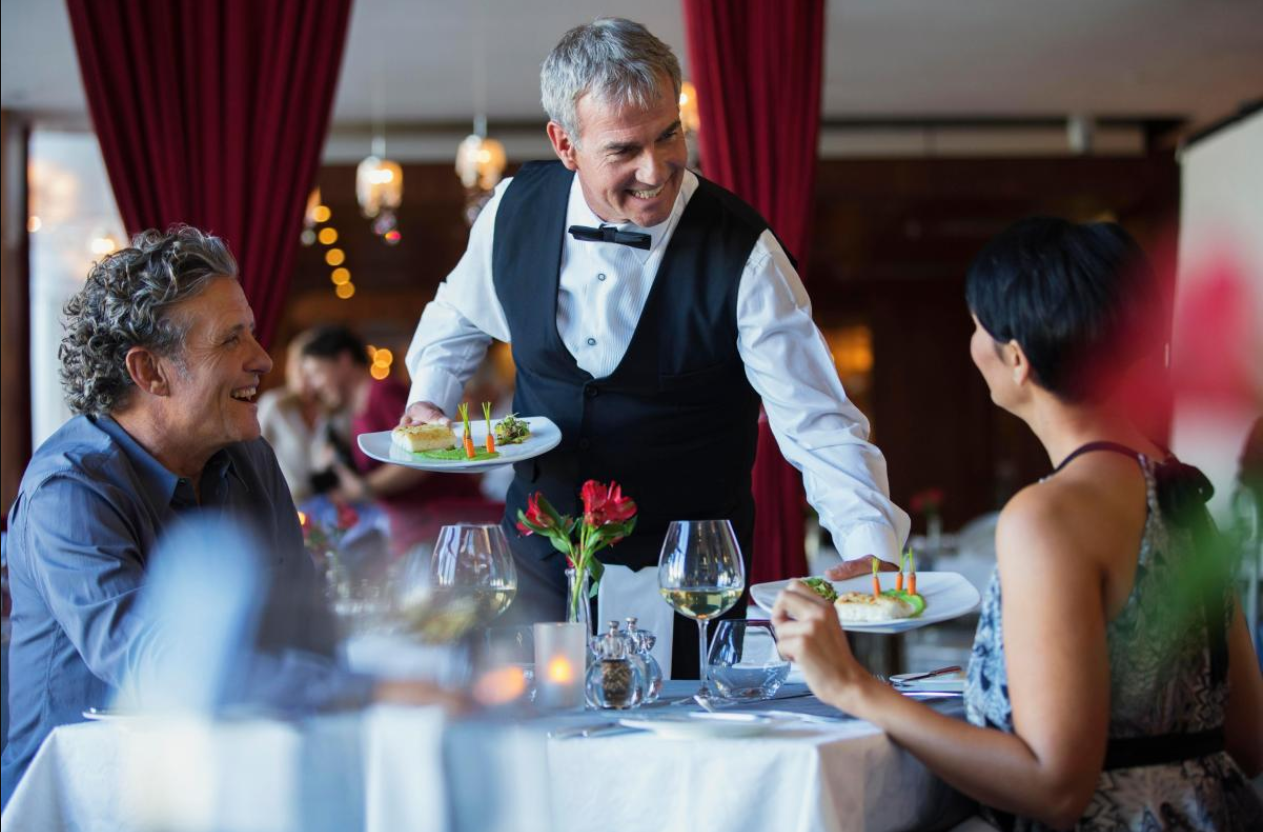 Автоматизация ресторана полного цикла